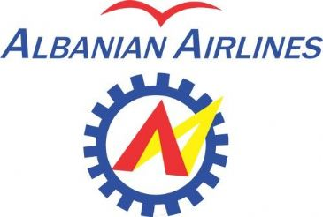 Albanian Airlines  (Albania) (1991 - 2011) (Old Logo)